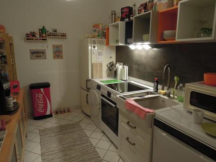 2,5 Erdgeschoss Wohnung