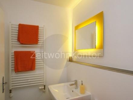 Zeitwohnkontor: Schickes Apartment, ruhige Lage, gute Anbindung, Internet aktiv