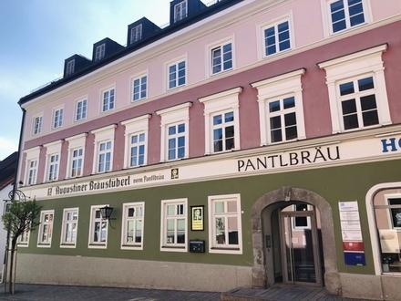 Murnau - Gewerberäume für Büro / Praxis im stilvollen Altbau mitten im Zentrum