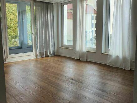Wunderschönes, großes 2-Zimmer- Apartment im Zentrum von Forst (Lausitz) mit Stellplatz