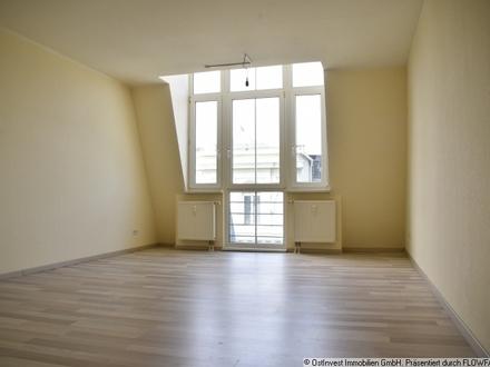 Gemütliche 2 Raum Wohnung mit Einbauküche
