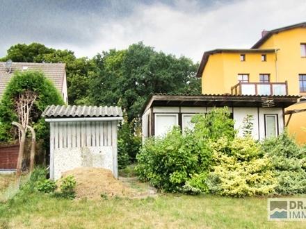 Dr. Lehner Immobilien NB - Baulücke in ruhiger Gartenstadtlage mit Gartenhaus in Flußnähe