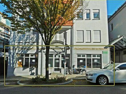 *TOP- Büroeinheit mit großer Schaufensterfront in zentraler Lage von Schorndorf*