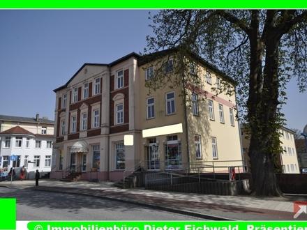 Wohnen über zwei Etagen in zentraler Lage in Sassnitz