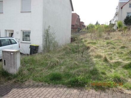 Wohnbaugrundstück in guter Wohnlage