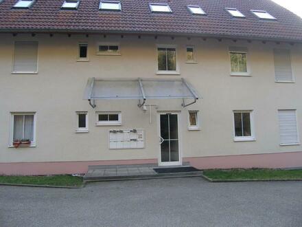Zweizimmerwohnung in Hornberg