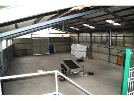 Lager mit Freifläche in Castrop-Rauxel zu verpachten.