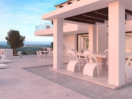Herrliches Ambiente, Luxus Villa, Benahavis - Marbella