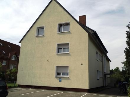 3-Zimmer-Erdgeschosswohnung in einem Mehrfamilienhaus
