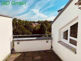 Äußerst attraktive 2-Zi-DG-Whg mit Balkon und Dachterrasse in Bad Waldsee