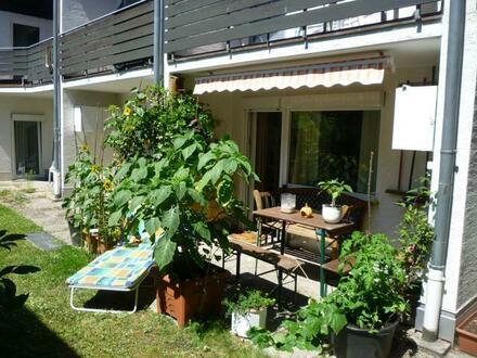 Kassel-Zentrum /EG-App. mit Garten