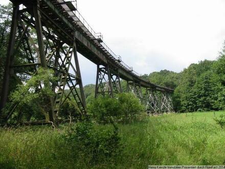 Rohbauland in Königsbrück mit historischer Brücke bei Dresden zu verkaufen!