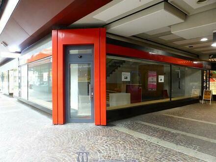 Verkaufs- und/oder Bürofläche in Zentrumslage von Homburg