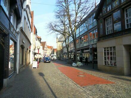 Frei: Exklusive Wohnung 108 m² WF, Kl. Balkon, Aufzug, beste Lage in der Altstadt, Krahnstrasse 52/ 53, 49074 Osnabrück
