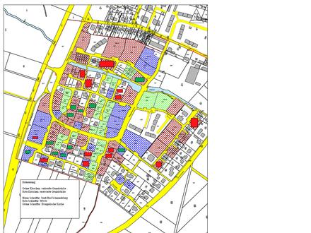 unbebaute Grundstücke voll erschlossen in Bad Schmiedeberg