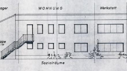 Interessantes Wohn- und Geschäftshaus im Zentrum von Weiden