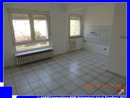 Agent´s 2 1/2-Z.-Wohnung mit Garten in Dortmund-Oestrich