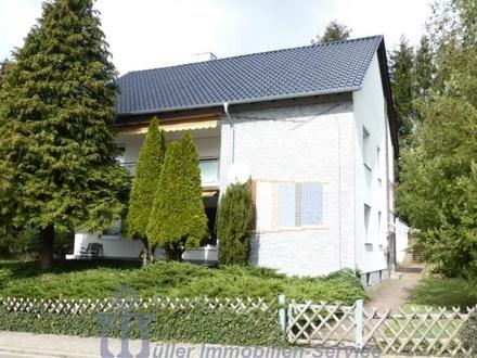 Großzügiges freistehendes 2-Familienhaus mit Fernblick in Homburg