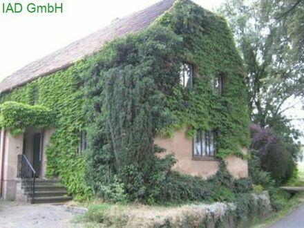 Haus mit Scheune und großem Grundstück - Sanierungsobjekt-