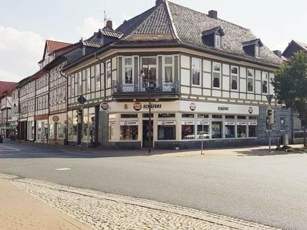 Traditionsstadt Einbeck - TOP-Laden in ertragreicher Innenstadtzone