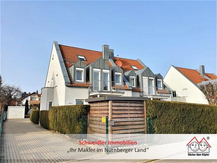 Bereit für Veränderung? Tolle Doppelhaushälfte mit EBK & Garage in bevorzugter Lage von Altdorf
