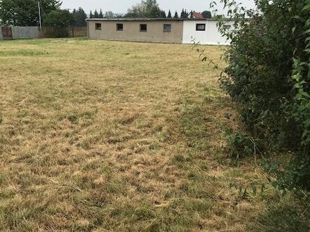 Grundstück sucht Haus