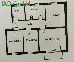 Eine sehr gepflegte, zentrumsnahe 4 Zimmerwohnung zu verkaufen.
