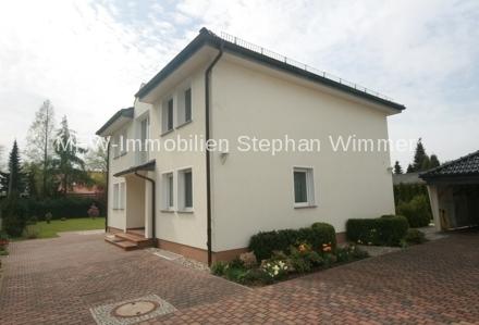 Sehr schönes Anwesen in der Gartenstadt Karlshorst, Exklusive Stadtvilla auf 1.100 m² Grundstück