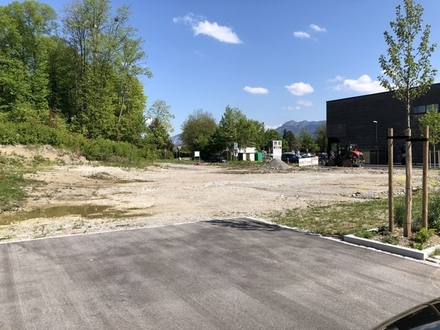 Murnau - Gewerbegrund in zentraler Lage mit genehmigter Bauplanung
