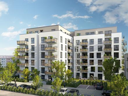 Neubau-Eigentumswohnungen, zentrale, aber ruhige Lage