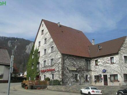 Florierender Gasthof mit Hotelbetrieb in Hausen im schönen Donautal