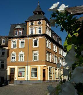 1-Raum Wohnung mit EBK in zentraler Lage in Pößneck