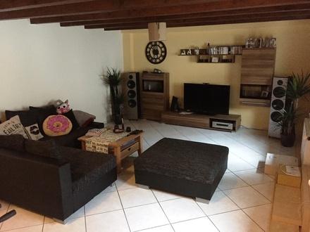 2-ZKB OG / DG-Wohnung mit 85 m² über 2 Ebenen