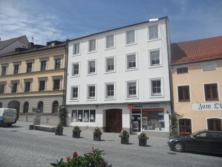 Mietshaus am Stadtplatz - Werks-/Mitarbeiterwohnung