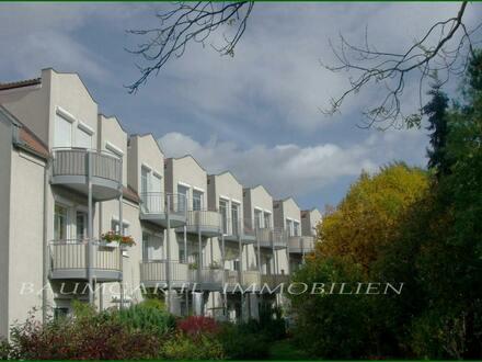 Wohnpark Engelsdorf - 2 Raumwohnung im Erdgeschoss mit Terrasse und offener Küche, Stellplatz