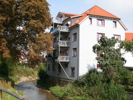 3-Zimmer Penthose-Wohnung mit großem Balkon