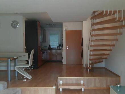 Gepflegte moderne Masionette Wohnung (Reihenhaus) Baunatal Altenbauna