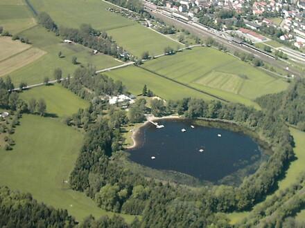 2 Zi.-Loftwohnung (EG) in Bestlage von Aulendorf - Hell, zentrumsnah und ruhig gelegen.