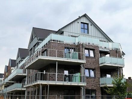 2 Zimmer Neubau-Wohnung ruhig und zentral in 21244 Buchholz, Am Radeland 22-24
