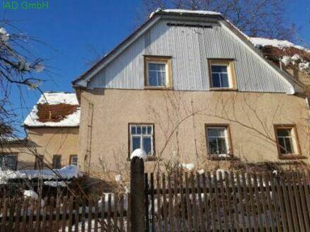 Ehemaliges Fabrikanten-Haus in der Oberlausitz