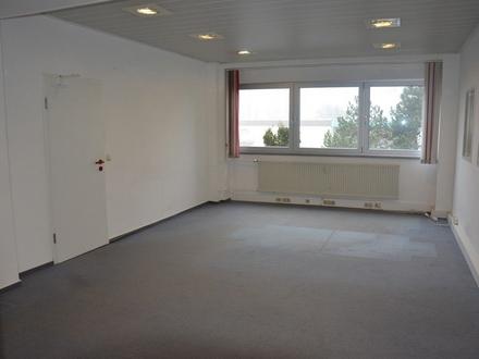 Teil-Büroetage mit 5 Büros, Archiv, Küche, getrennte Toiletten