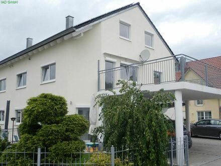 Grosszügig wohnen in Toplage! 4-Zimmer-Wohnung mit 135 qm inkl. KFZ-Stellplatz in Schwabmünchen