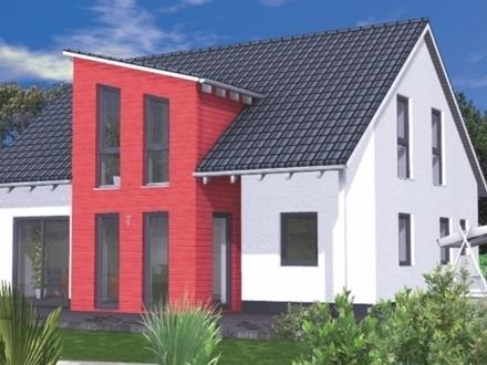 Repräsentatives Einfamilienhaus mit viel Platz für die Familie!! NEUBAUPROJEKT inkl. Grundstück in bevorzugter Wohnlage…