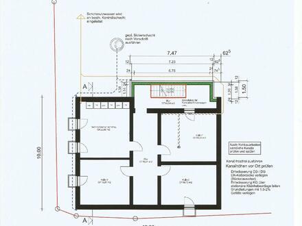 Neu umgebaute Wohnung im 1. OG