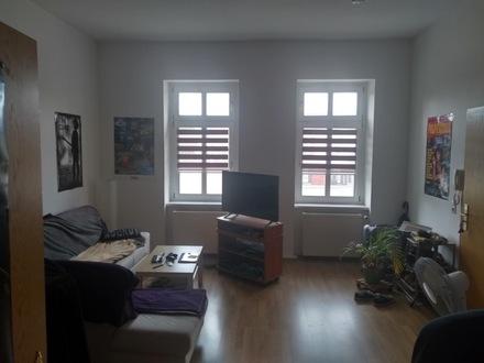 Einraumwohnung mit separater Küche im Zentrum von Bernburg