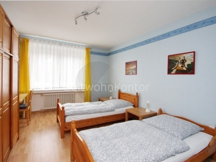 ZeitwohnKontor: Modern ausgestattete Wohnung mit zwei Schlafzimmern im Herzen von Rüttenscheid