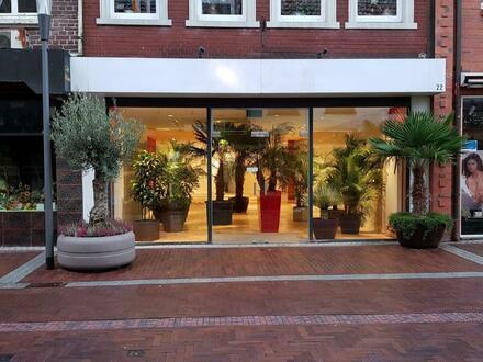 1A-Lage: Attraktive Einzelhandelsfläche in der Fußgängerzone