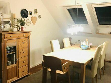 moderne 4-Zimmer-Wohnung in familienfreundlicher, idyllischer Lage