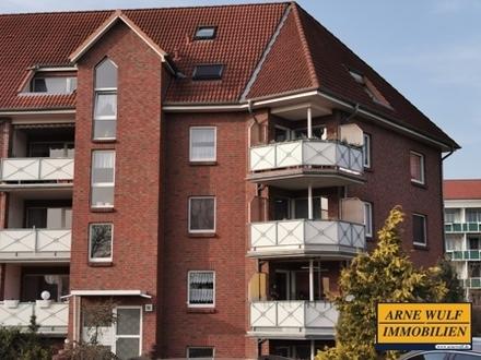 Wunderschöne 3 Zimmer-Dachgeschosswohnung!!!