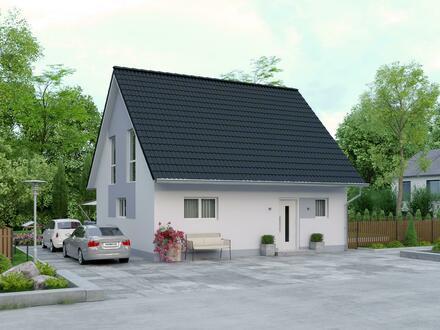 Einfamilienhaus KfW55 mit Keller in Iserlohn - mit Elbe-Haus® bauen!